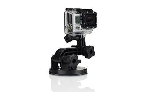 Suction Cup Mount | GOPRO | ACCESSORIO | FISSAGGIO -0