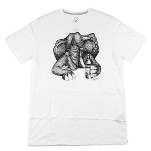t-shirt volcom ryno fa tusk ss