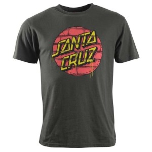 T-shirt Santa Cruz