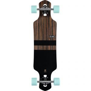 "Globe Geminon 35"" Drop Through Longboard Complete-0"