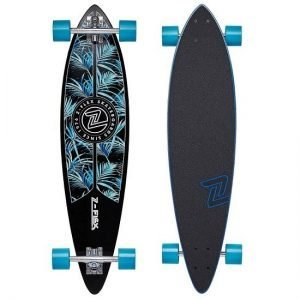 "Z-FLEX NIGHT JUNGLE LONGBOARD - 38""-0"