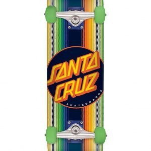Santa Cruz Jorongo Dot 7.8 - Skateboard Completo - Multicolore 6M3TV7PX-0