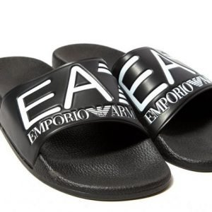 EA7 | EA7 Sliders In Pvc Con Logo-2193