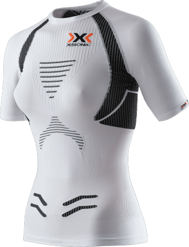 X BIONIC | The Trick® Running Shirt white-0