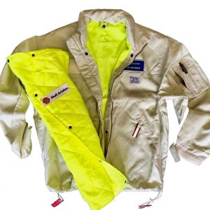 PILOT JACKET fireproof-0