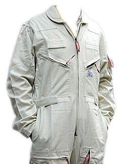 Fireproof flight suit (T002)-134