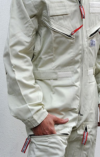 Fireproof flight suit (T002)-20