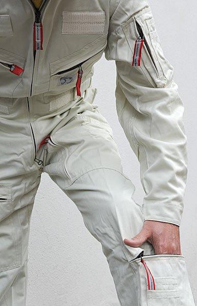 Fireproof flight suit (T002)-17