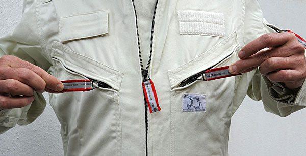 Fireproof flight suit (T002)-15