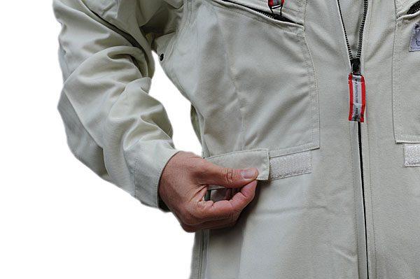 Fireproof flight suit (T002)-9