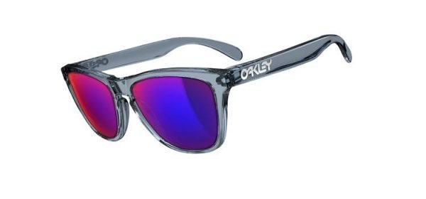 Oakley |FROGSKINS® |Polished Clear/Violet Iridium-877