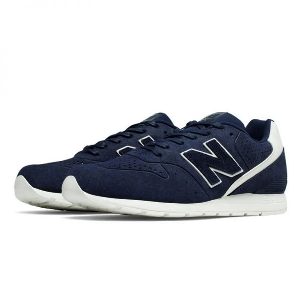 New Balance | Reengineered 996 Suede (BLU)-0