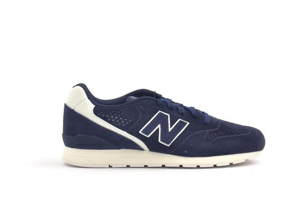 New Balance | Reengineered 996 Suede (BLU)-1547