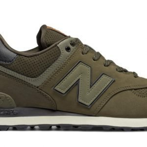 574 New Balance ( verde )-0