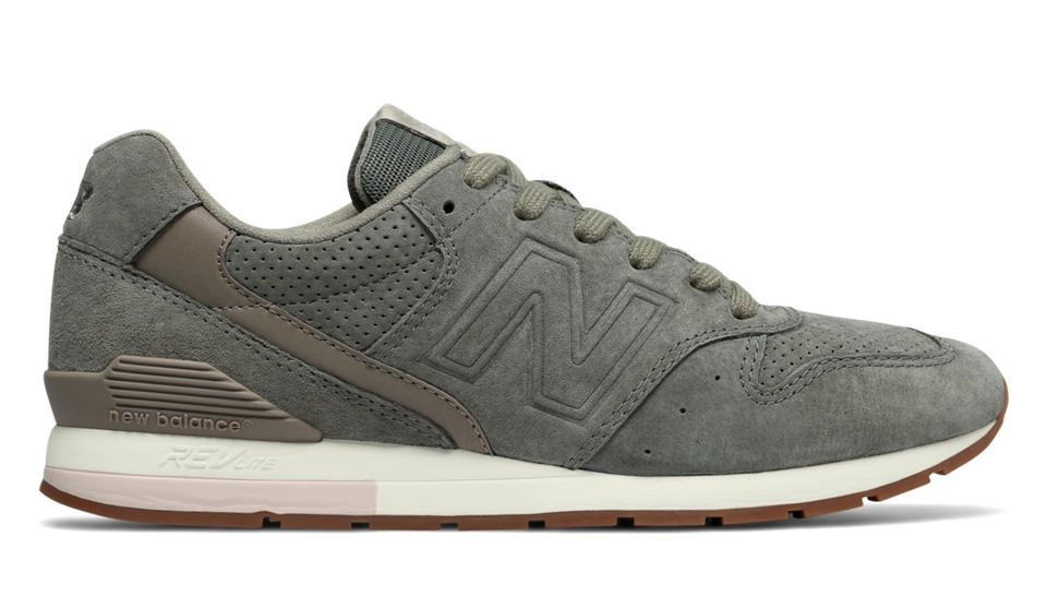 new balance 996 grigio uomo