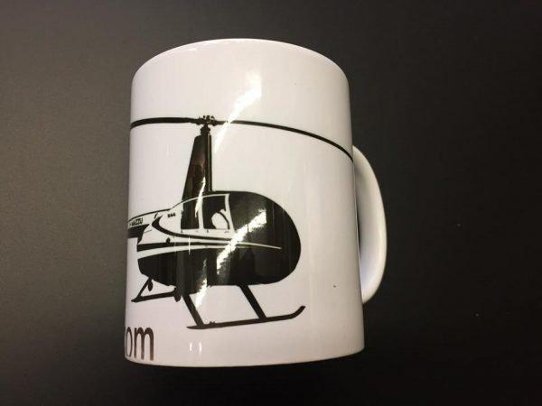 Tazza elicottero R44-2222
