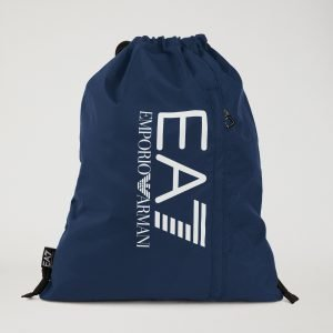 EA7 | Zaino In Tessuto Tecnico Con Logo-0