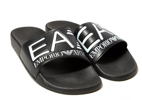 EA7 | EA7 Sliders In Pvc Con Logo-2193