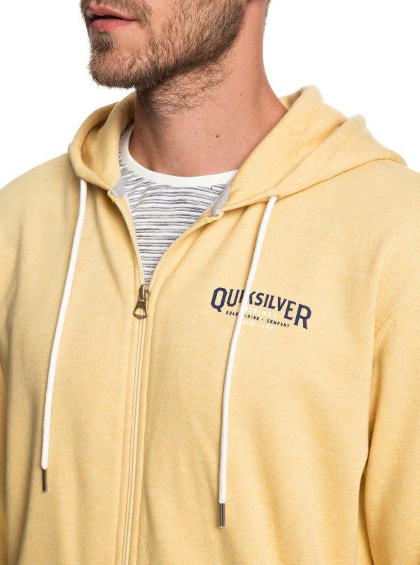 QUICKSILVER – X Comp Elite – Felpa con cappuccio e zip da Uomo-2684