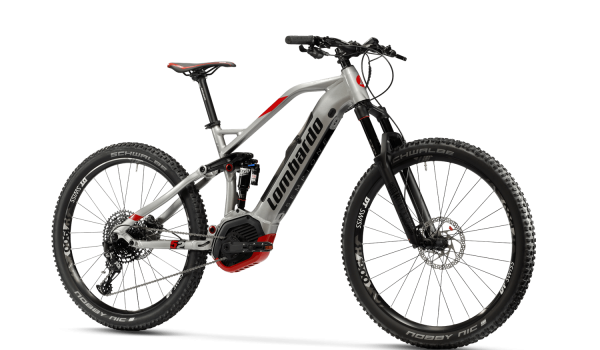 E-Bike - Lombardo -Sempione All Monutain Pro-0