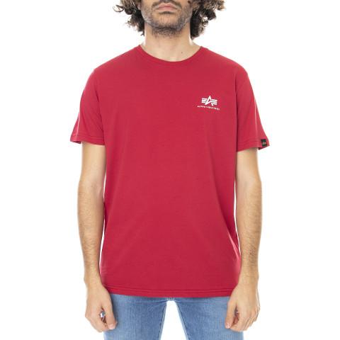 basic-small-logo-t-shirt—red—maglietta-girocollo-uomo-rossa-1_2