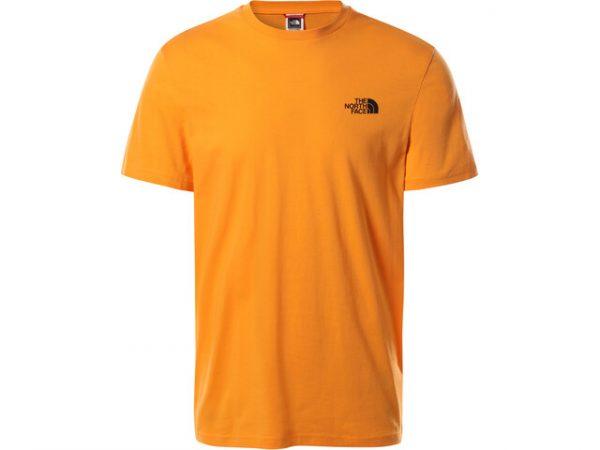 The_North_Face_Simple_Dome_Kurzarm_T-Shirt_Herren_light_exuberance_orange[640×480]